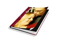 Fotobuch Leder mit Umschlag