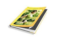 Fotobuch Leinen mit Umschlag
