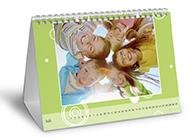 Tischkalender A5 quer