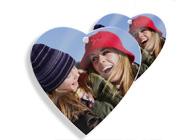 Acryl-Anhänger mit Foto Herz