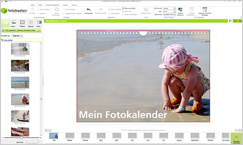 fotokasten windows fotobuch editor