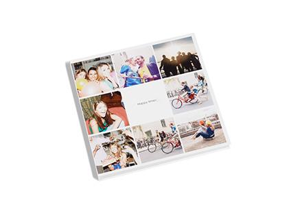 Echtfotobuch 30x30