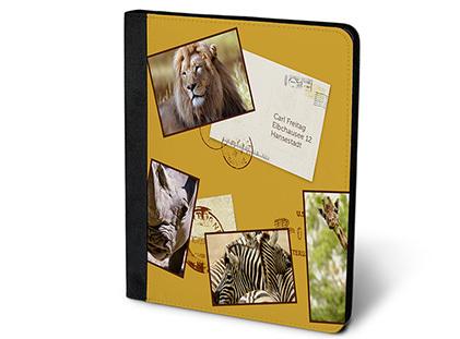 iPad Hülle mit Foto