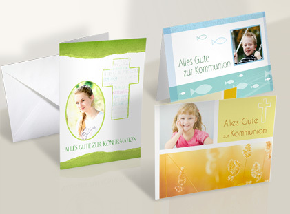 einladungskarten kommunion g nstiges 10er kartenset. Black Bedroom Furniture Sets. Home Design Ideas