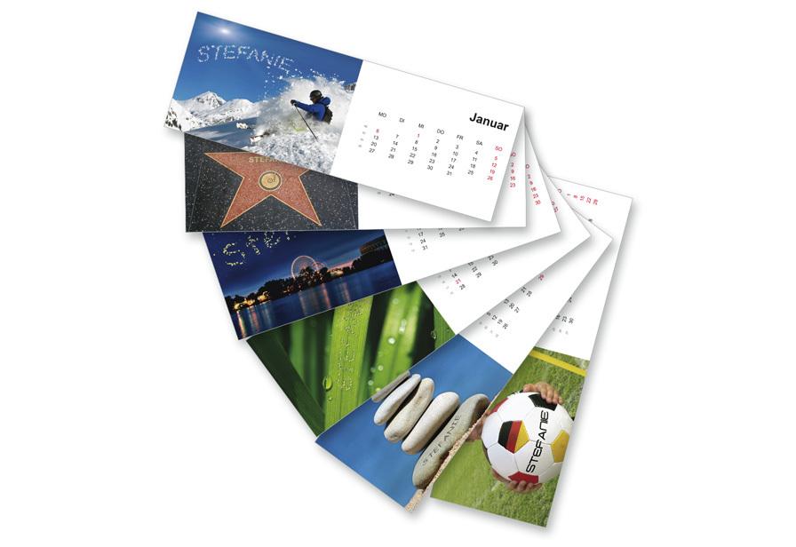 Fotokalender verschenken von Fotokasten